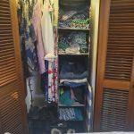 Master cabin - wardrobe