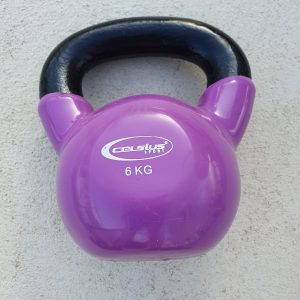 6kg kettle bell
