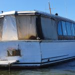 This boat might still be salvageable - the bilge works