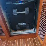Pilot house spare fridge/freezer