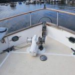 Close up of windlass
