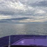 Good weather and sea conditions