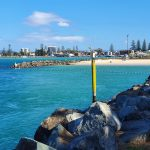 Another view of Tuncurry Rock pool