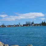 View from Forster to Tuncurry Fisherman's Co-Op