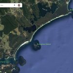 Soldiers Point to Boat Beach via Broughton Island