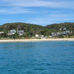 Views at Boat Beach