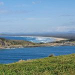 View from Muttonbird Island