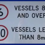 The Coomera River (South Branch) now has a new trial speed limit of 6 knots for boats >8m, and 40 knots for boats and jet skis