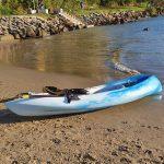 My kayak!