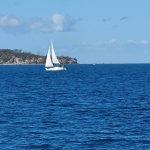 Beautiful weather at Hervey Bay
