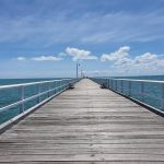 Urangan Pier looking towards the end.