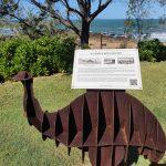 Another emu signage