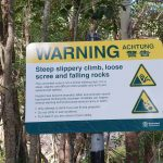 Third safety sign