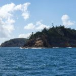 Alnwick Island (front) and Shields Island (rear)
