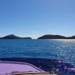 Tinsmith Island (rt) and Linnie Island (lt)