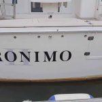 Geronimo - A name I tend to hear