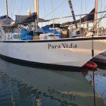 Pura Vida, definitely a simpler life on a boat