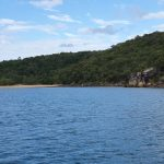 On our mooring at Hazard Bay, Orpheus Island