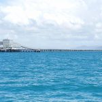 First glimpse of Lucinda Jetty