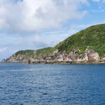 Smith Island with Hudson Island at rear