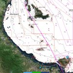 Route from Townsville to Orpheus Island