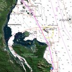 Route from Dunk Island to Zoe Bay
