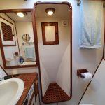 Shower after facelift