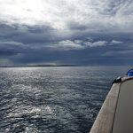 En route to Port Stephens