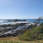 View from Bonville Head lookout