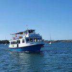 Ferry - MV Mirigini (built 1973) - operates daily between Yamba and Iluka