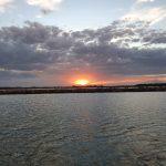 Sunset over Yamba