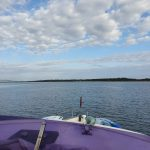 Heading up the Clarence River