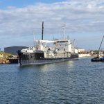 Some new boats at Harwood Marine