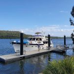 Poseidon at Maclean Pontoon