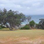 View towards Lighthouse Beach