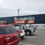 The Big Bunnings (beside the Big Prawn)