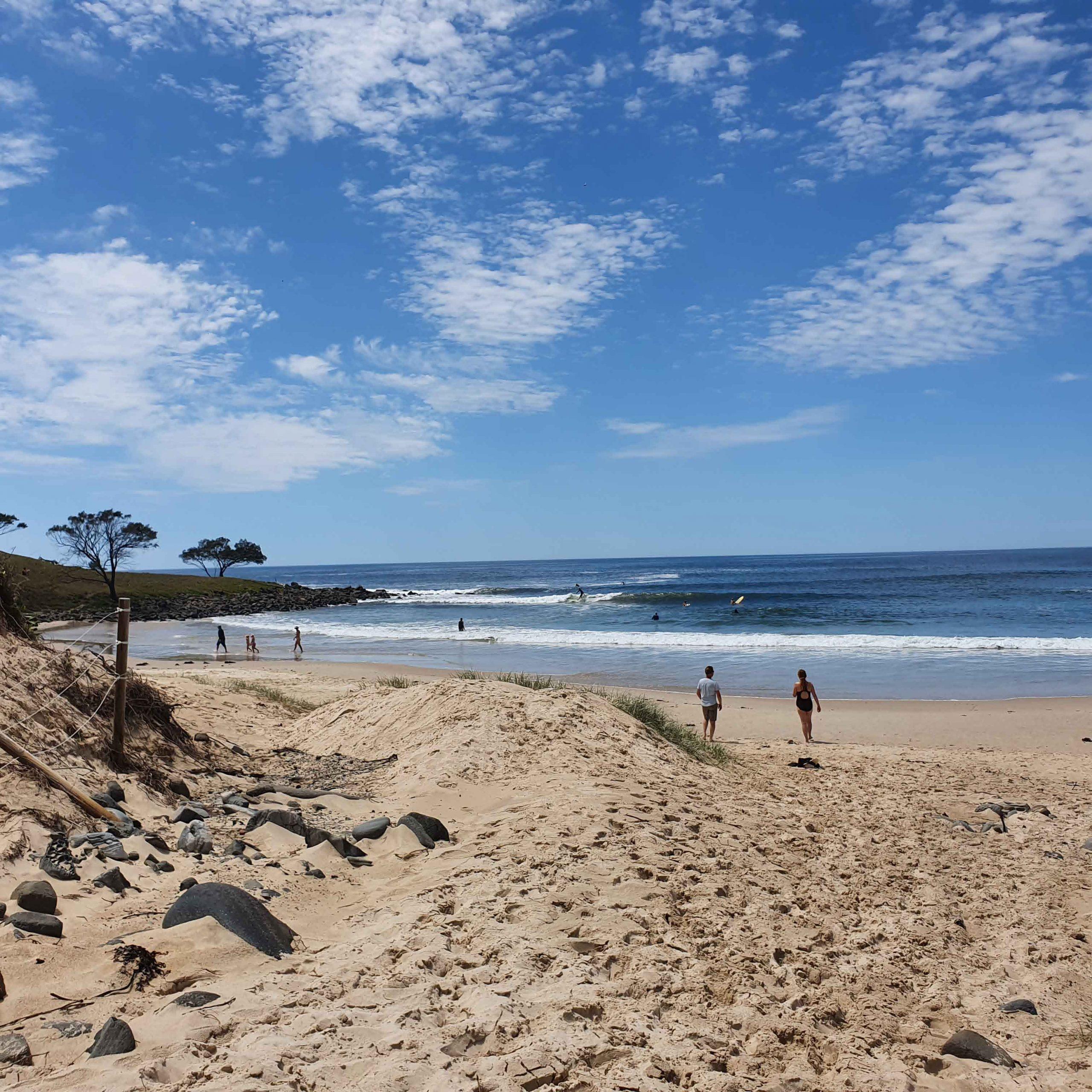 Angourie Back Beach
