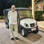 Golf cart - more our budget!