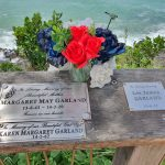 Point Perry memorial plaques