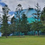 Point Cartwright Water Tank and Lighthouse
