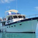 Starboard side of Poseidon