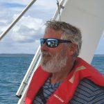 Robert sporting new sunglasses