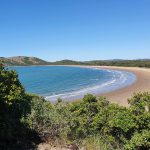 View across Kemp Beach