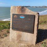 Memorial to 42nd Australian Infantry Batallion