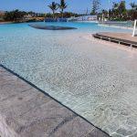 Expansive pool