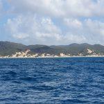 Coastline beaches