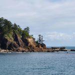 Western end of Hexam Island