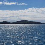 Lindeman Island across the bay
