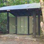 Toilets at Dugong Beach