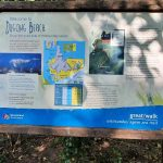 Dugong Beach information signage